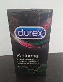 Durex performa hộp 12 chiếc bán tại Đà Nẵng