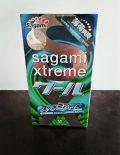Bao cao su Sagami Xtreme Spearmint hương thơm bạc hà bán tại Đà Nẵng