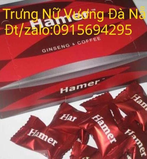 Kẹo sâm Hamer tăng cường sinh lý Nam Đà Nẵng