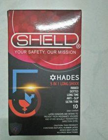 Bao cao su Shell 5in1 Đà Nẵng