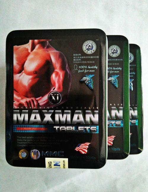 Địa chỉ bán Maxman 3800 tại Đà Nẵng