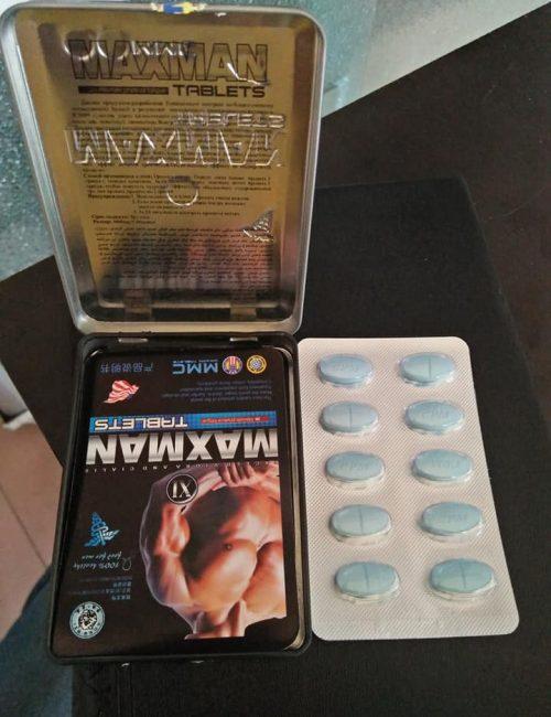 Nơi bán thuốc Maxman tại đà nẵng