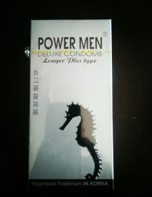 Condom Power men da nang