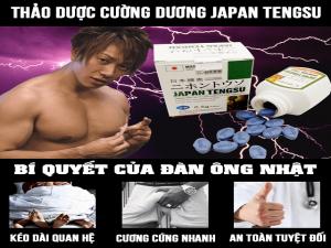 Thuốc cường dương Tengsu Nhật Bản bán tại Đà Nẵng