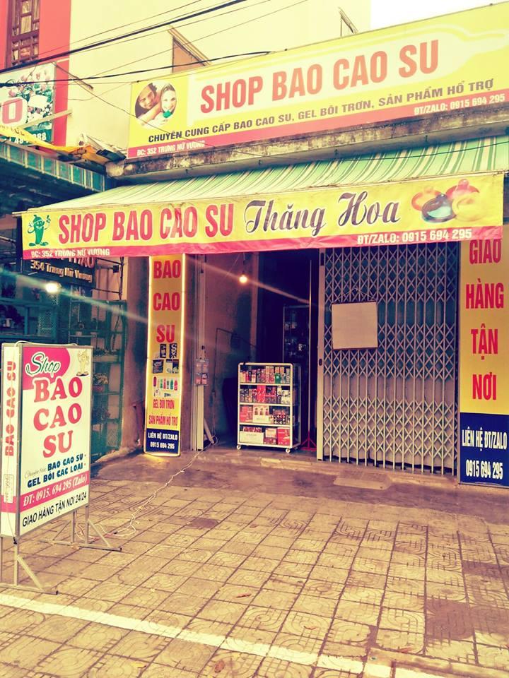 Shop Bao Cao Su Đà Nẵng - Shop Thăng Hoa